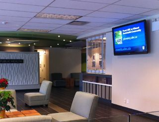 Digital Signage Installation